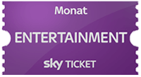 Sky Ticket Entertainment Angebot