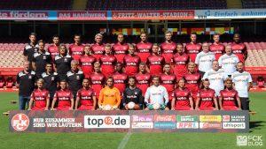 FCK Mannschaft 2016/2017